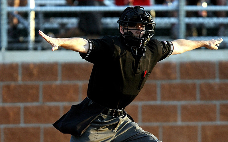 Can umpires make you a better communicator?